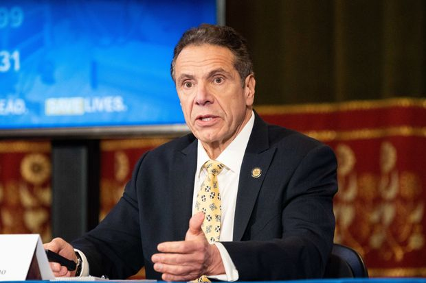 Andrew Cuomo Criticized After Allegations Of Hiding Covid Deaths In Nursing Home