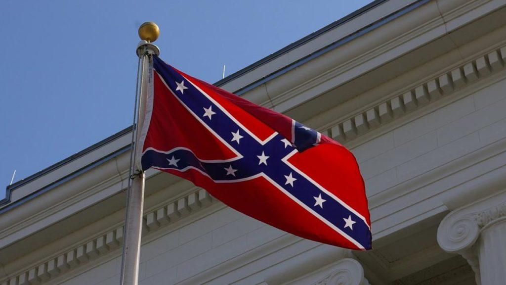 License Plates With Confederate Battle Flag To Be Discontinued In North Carolina