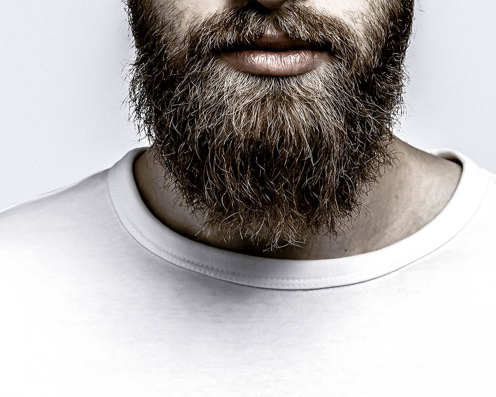 Beards Will Prevent You From Masking Against Covid-19