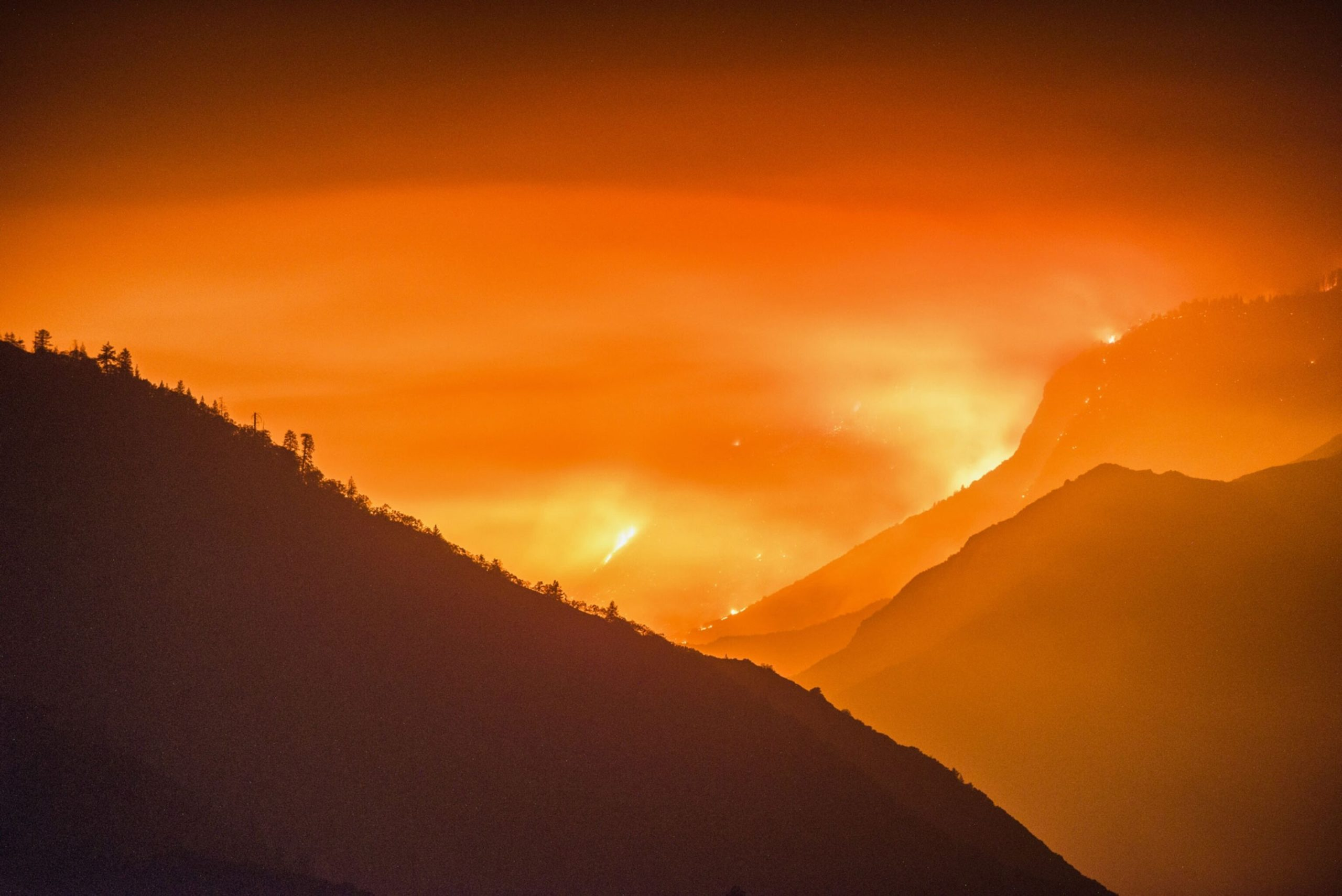 Smoke From Wildfires Can Send Asthmatic Children To the ER
