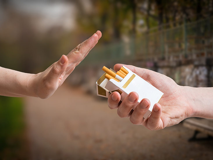 Non-Smokers Are Not Safe: Secondhand Smoke