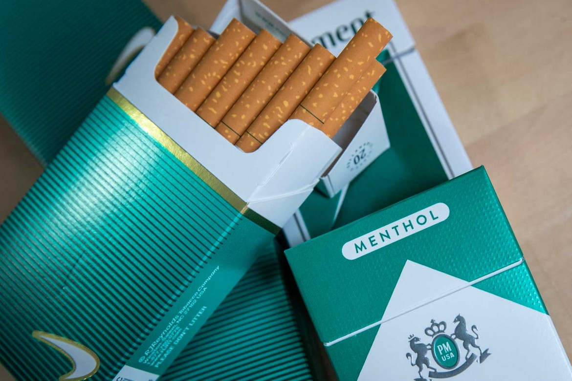 FDA To Propose A Ban On Menthol-Flavored Cigarettes