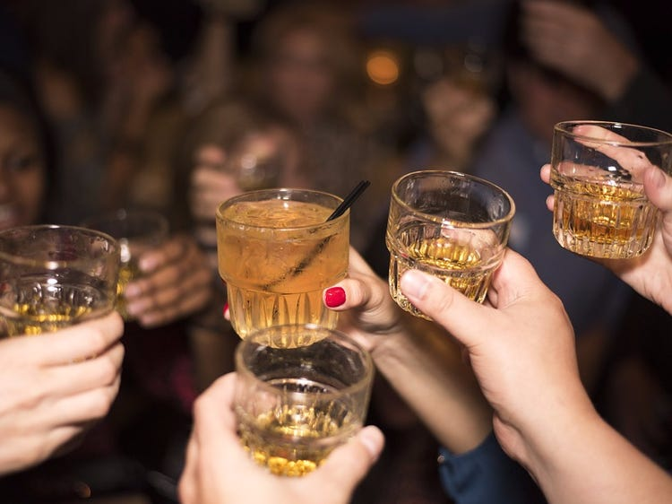 Research Links Social Networks And Binge Drinking Among Adults