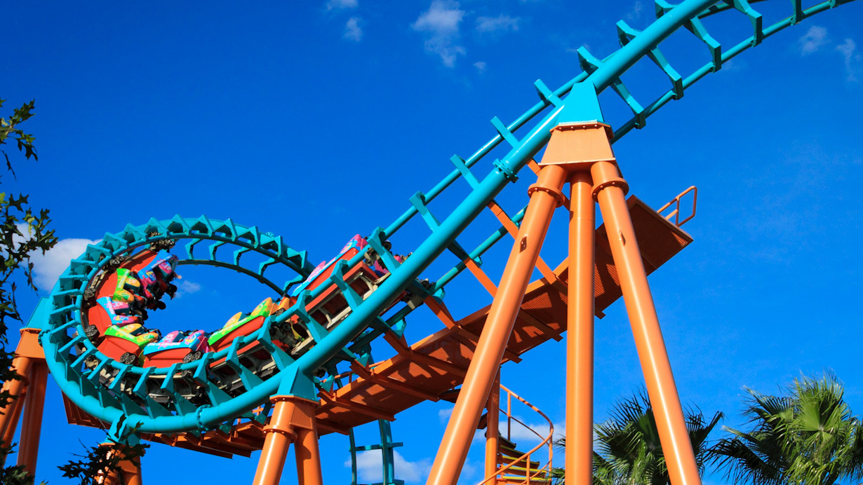 Temperature Checks At Theme Parks Have Been Done Away With