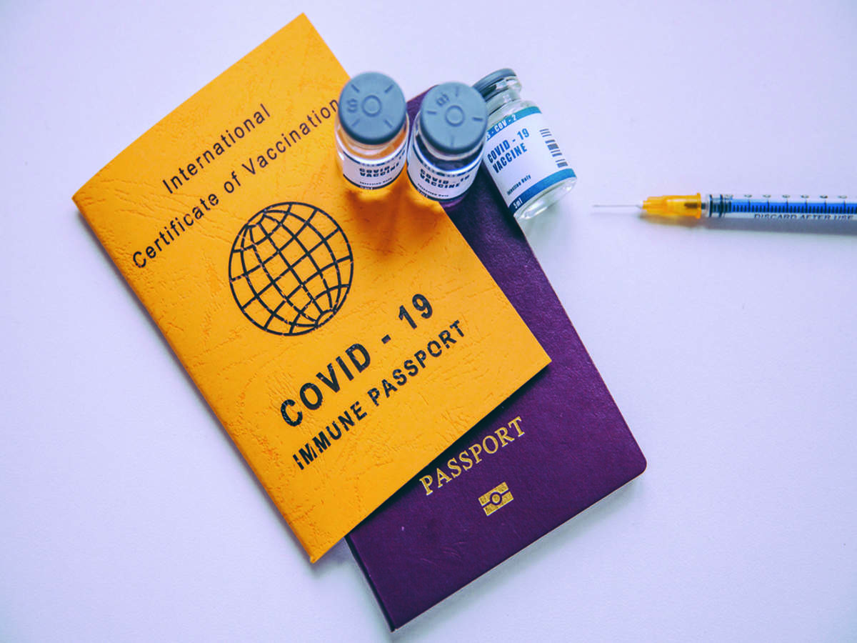 The US Urges Citizens Not To Forge Vaccine Passports