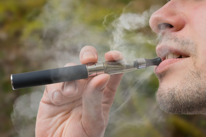 Vaping Can Increase The Chances Of Asthma