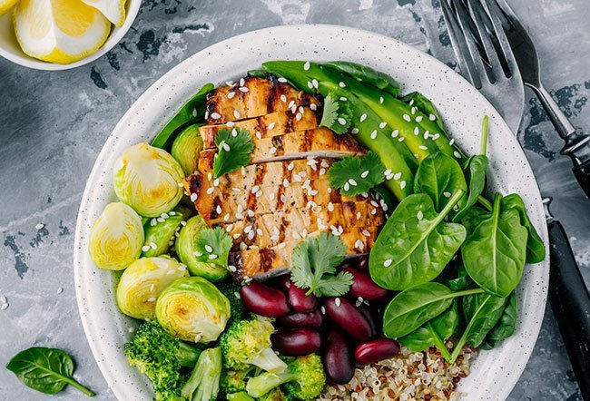 A Diabetes Remission Diet Can Help Lower Blood Pressure, Cholesterol And Reduce The Need For Medication