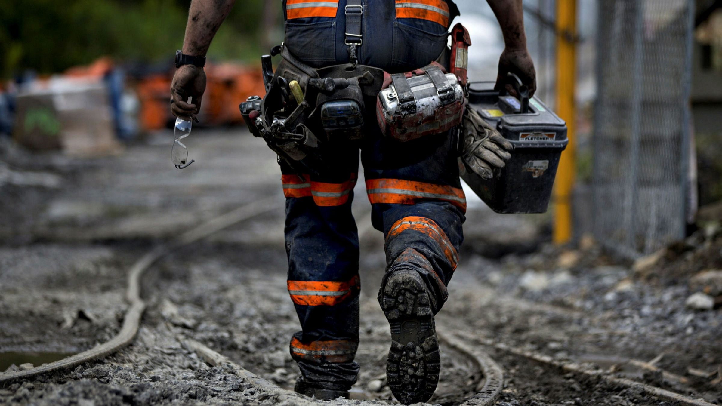 Depression Afflicts Coal Miners on Effects of Black Lung Disease