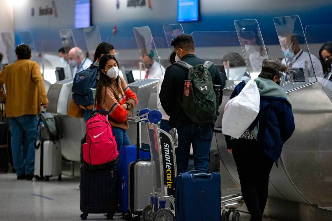 No More Quarantine for the Vaccinated American Travelers