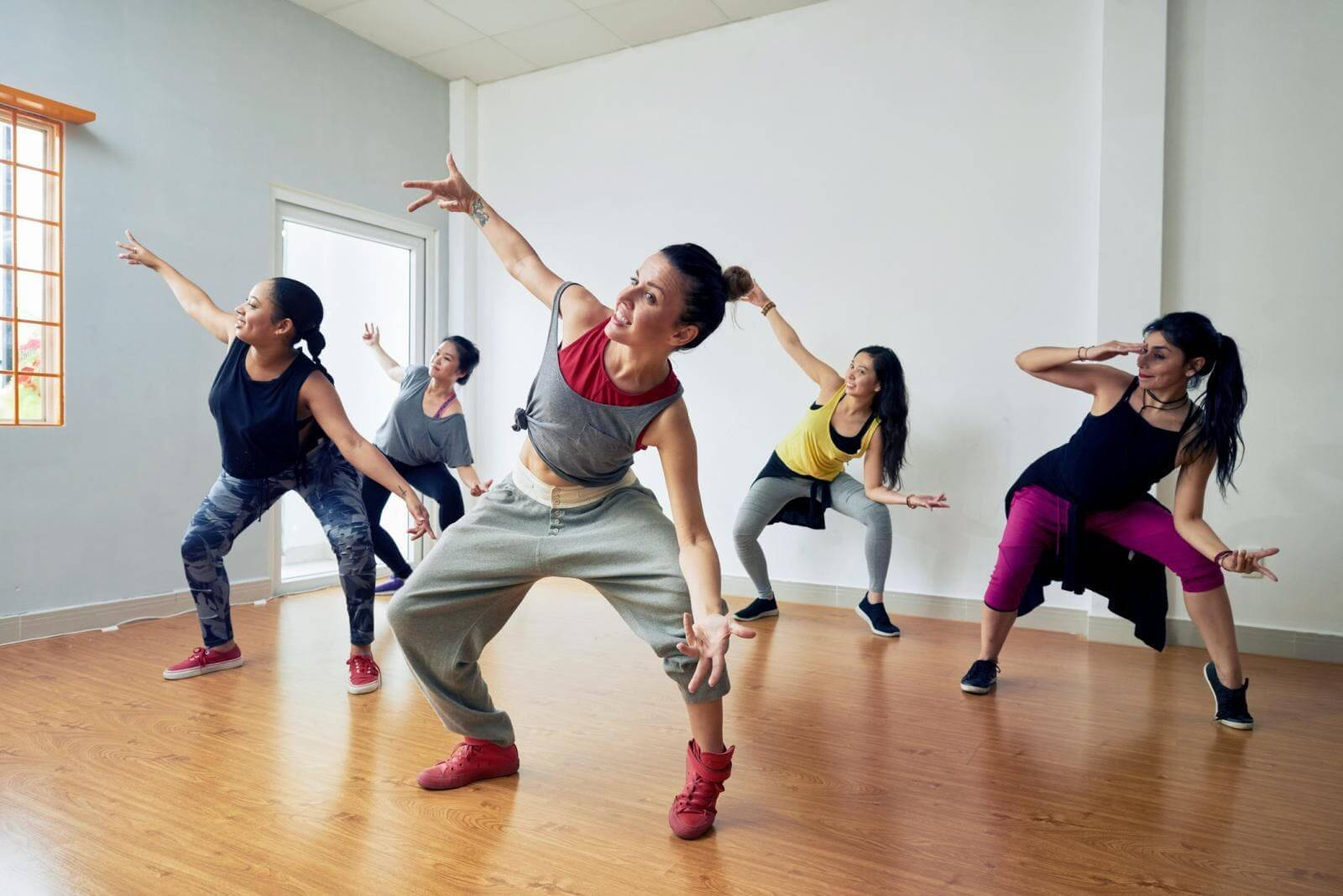 Dancing To Better Health After Menopause