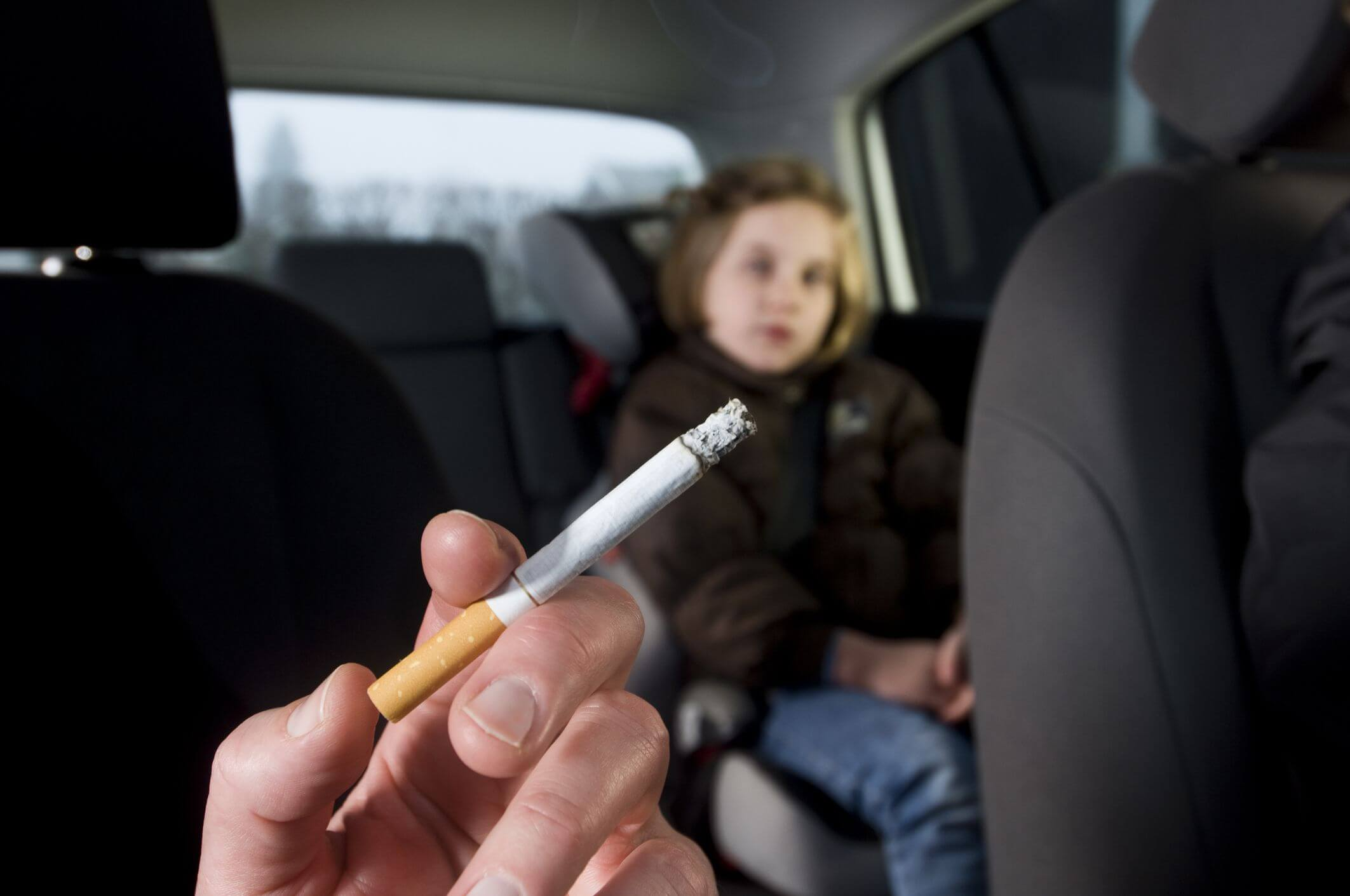 Smoking By Parents Increases Kids' Colds and Flu