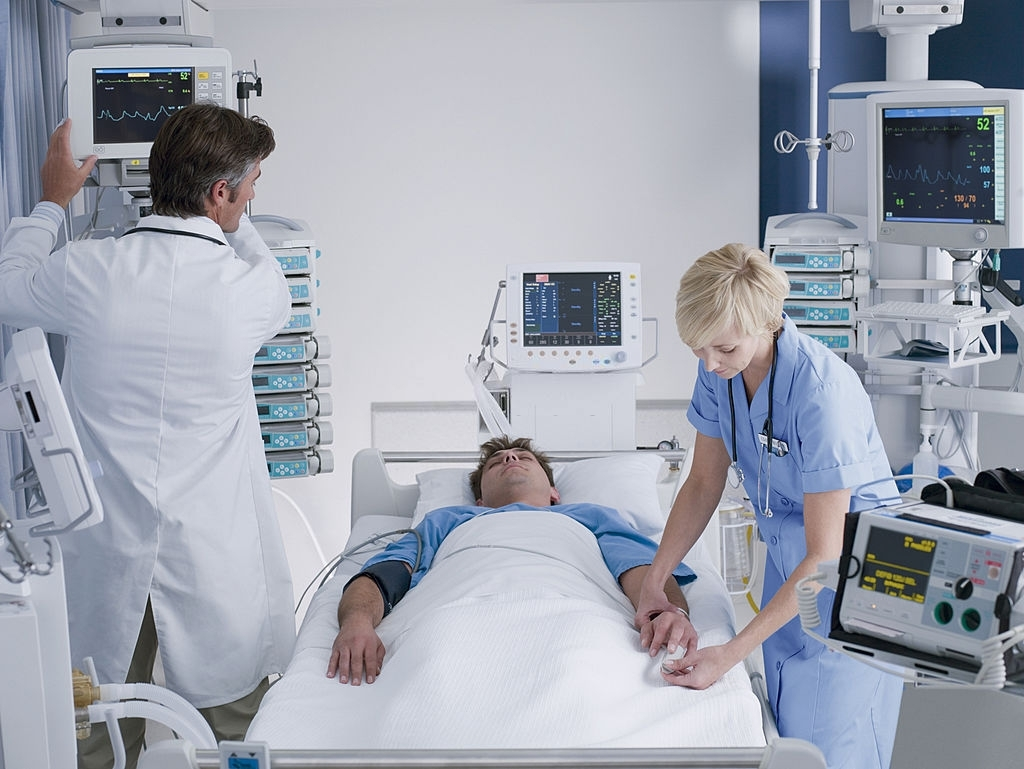 Doctors May Need To Make Hard Decisions For Providing Icu Beds.
